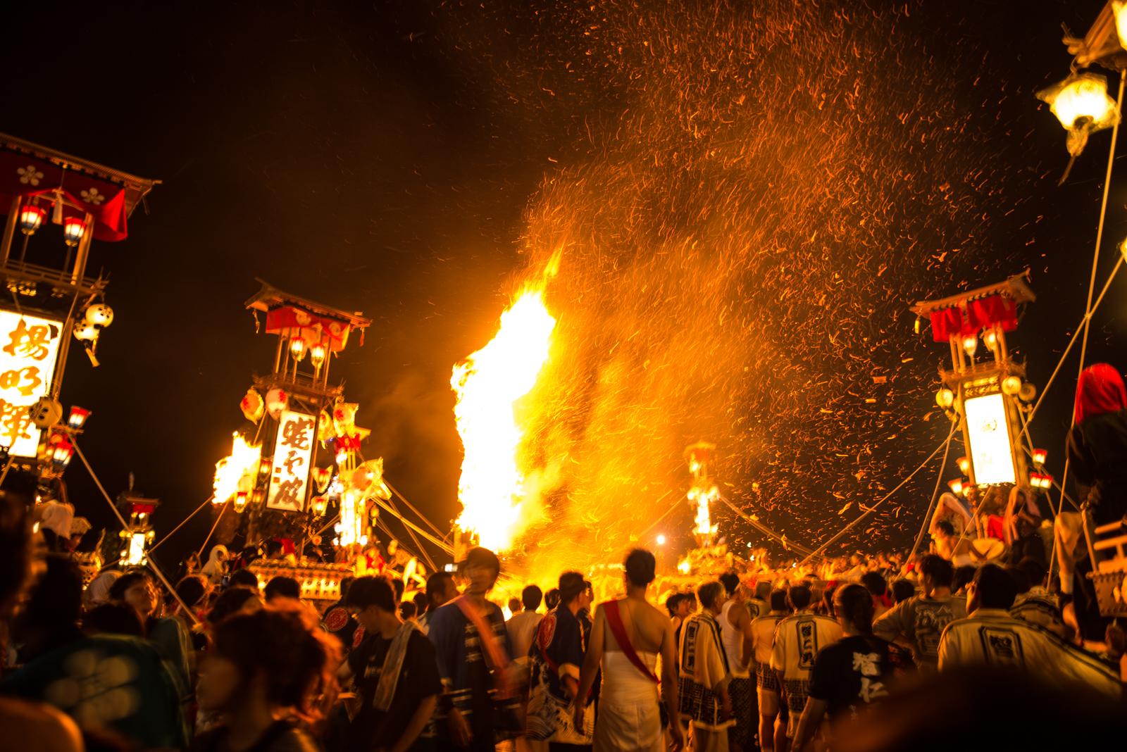 宇出津あばれ祭り